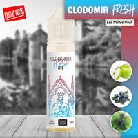 E-LIQUIDE CLODOMIR FRESH 50ML - PAR 814