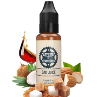 OAK JUICE 20ML 0MG NICOTINE