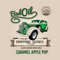E-LIQUIDE CARAMEL APPLE POP PAR BADOIL