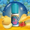 E-LIQUIDE MELON N' STRAW - BUBBLE ISLAND