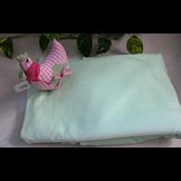 Tour de lit calin nicky vert d'eau