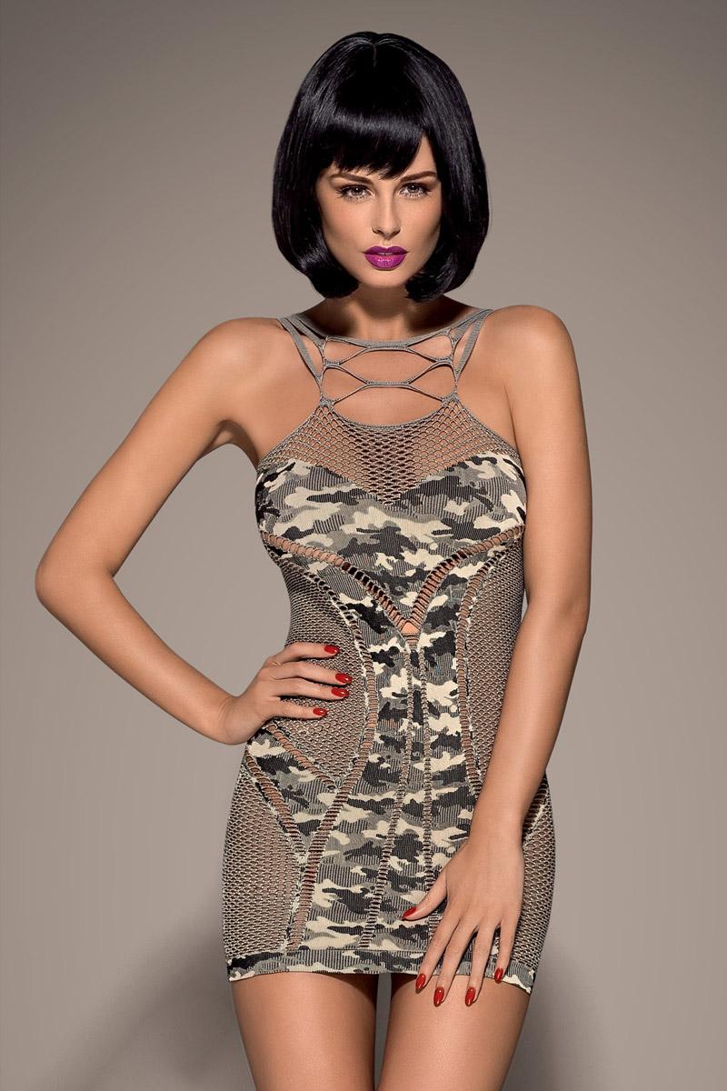 Robe lingerie D604