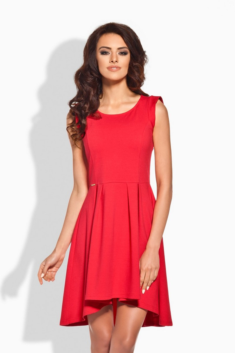 Robe rouge L127