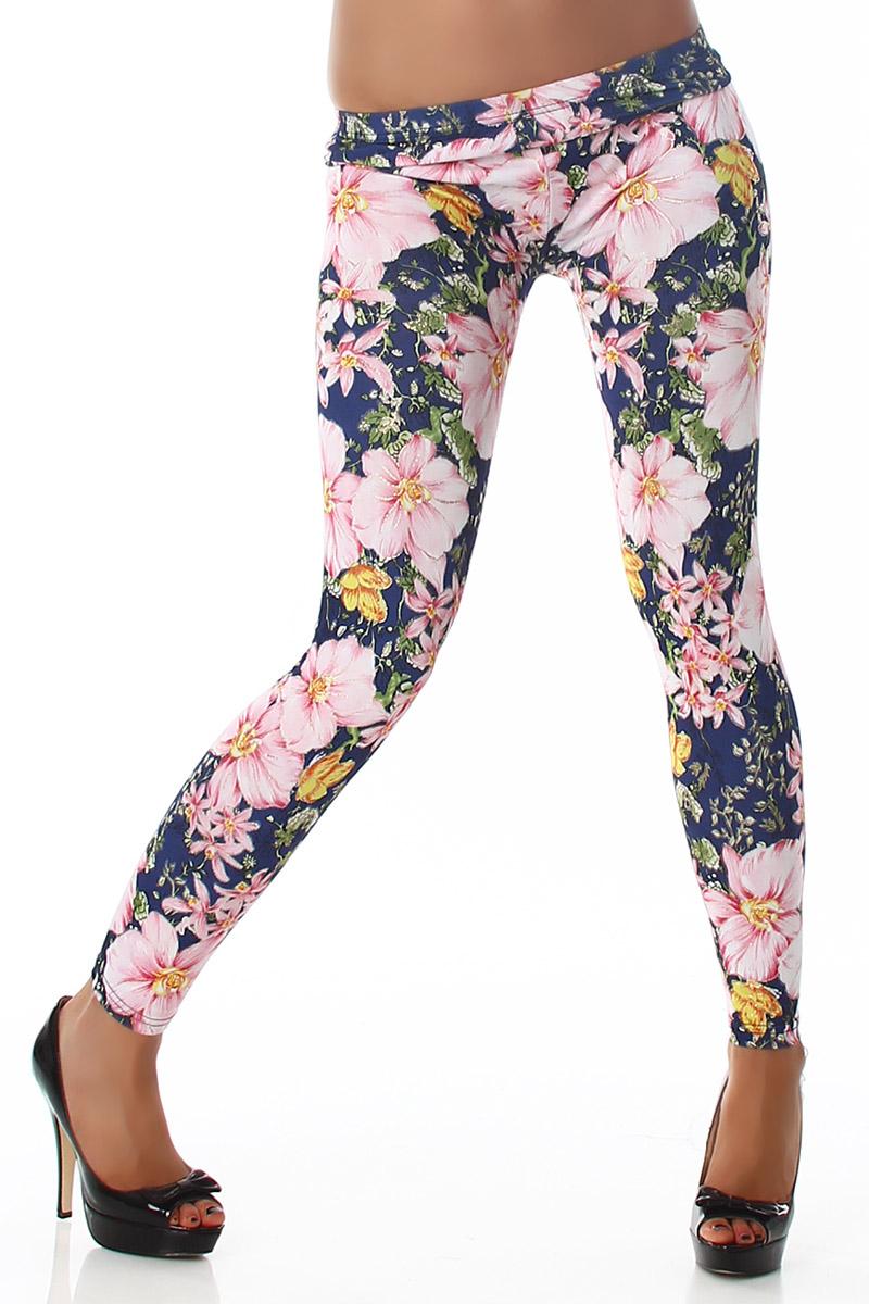 Legging fleurs #150