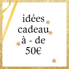 -50€ idée cadeau