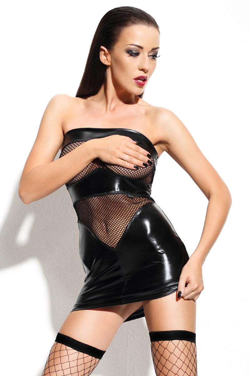 Robe lingerie Dagmar