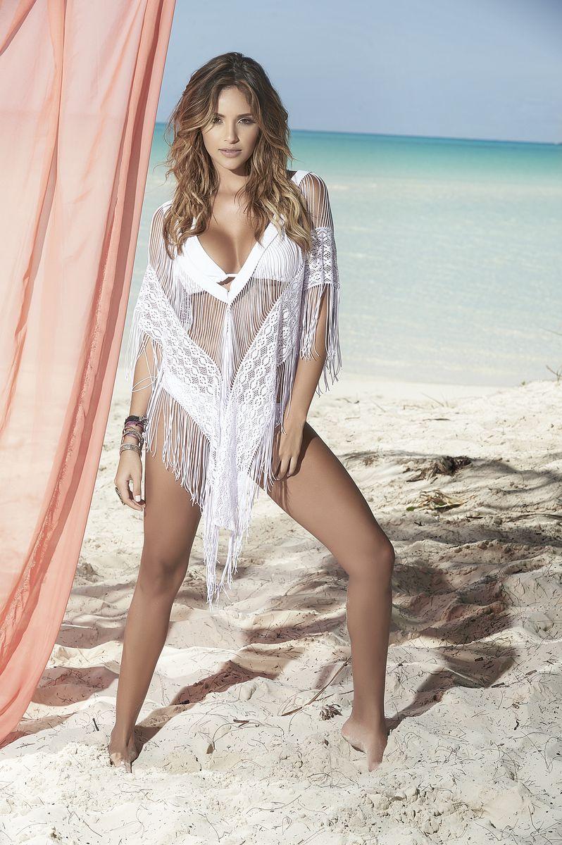 Robe de plage Peru 7834