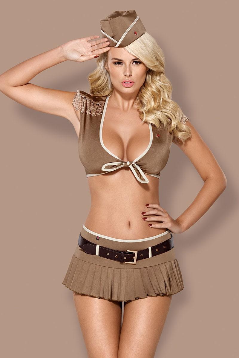 Costume militaire 814-CST-4