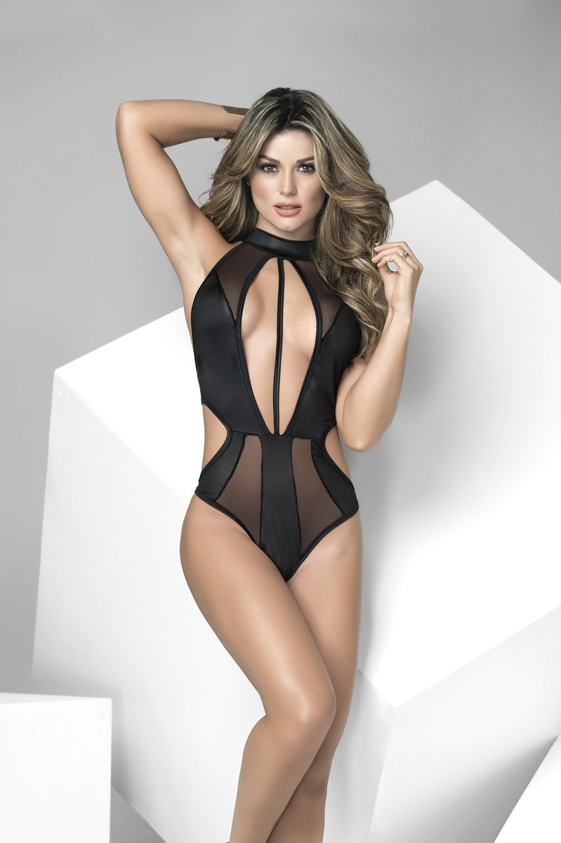 Bodysuit black 2506_14603