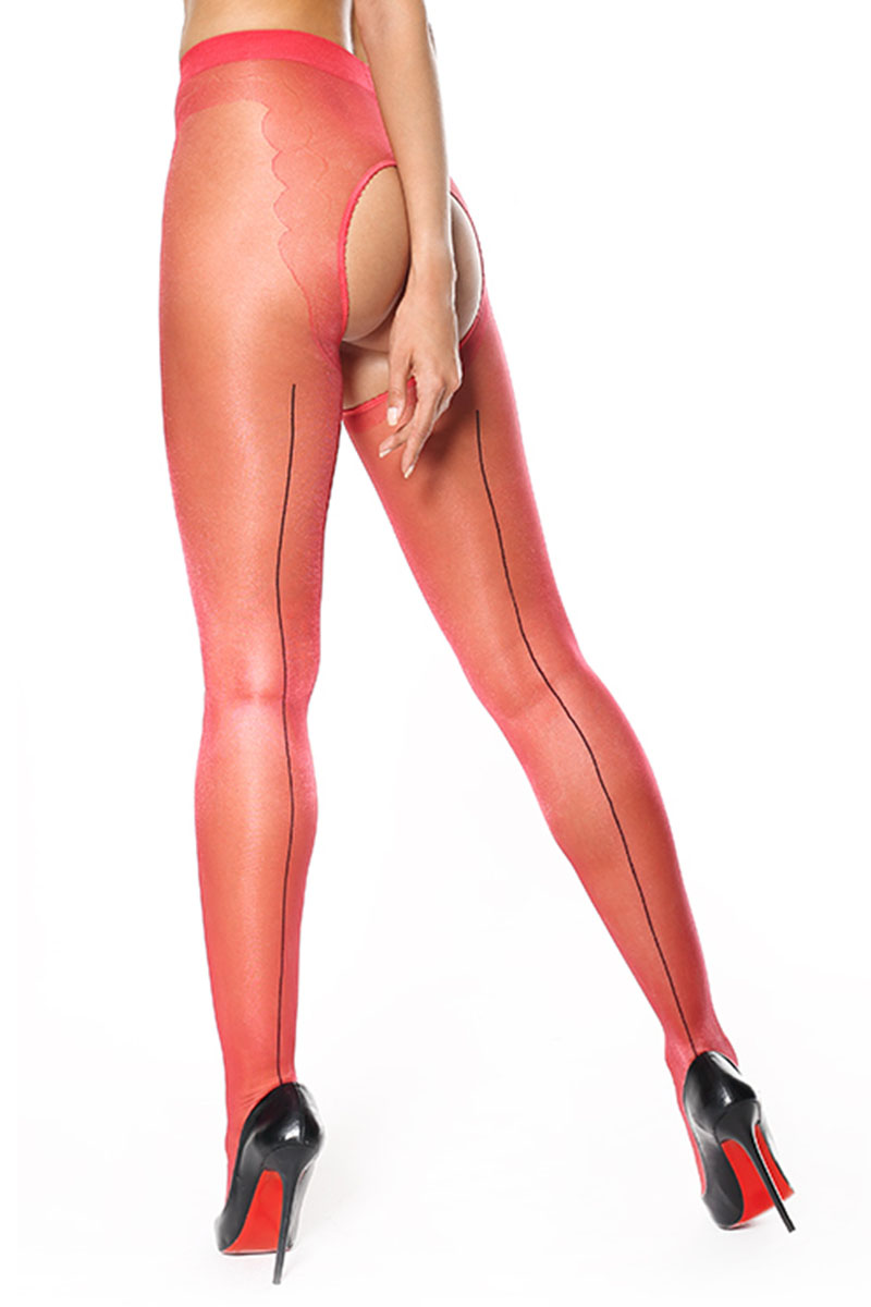Collants ouverts P211