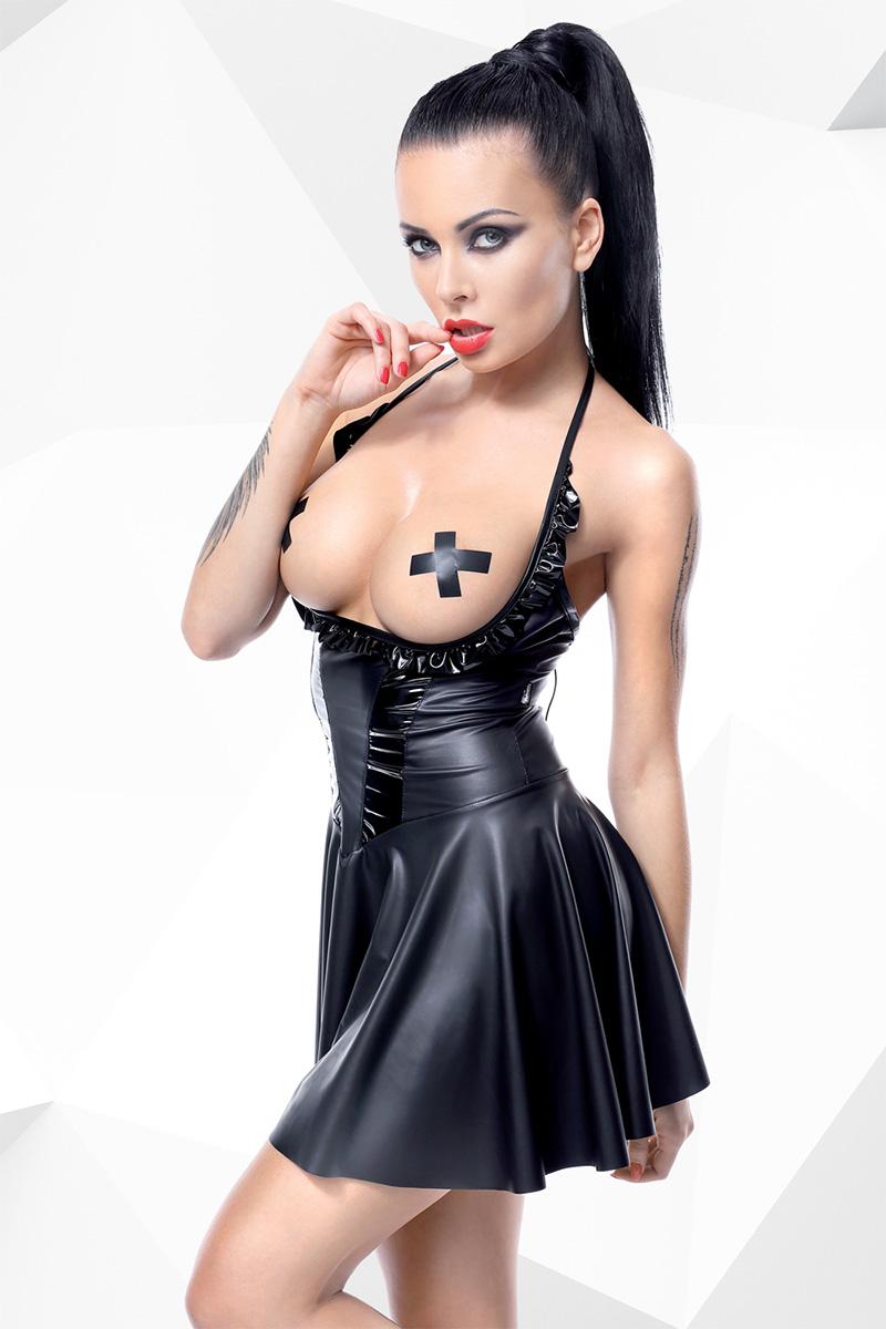 Robe lingerie Jasmin