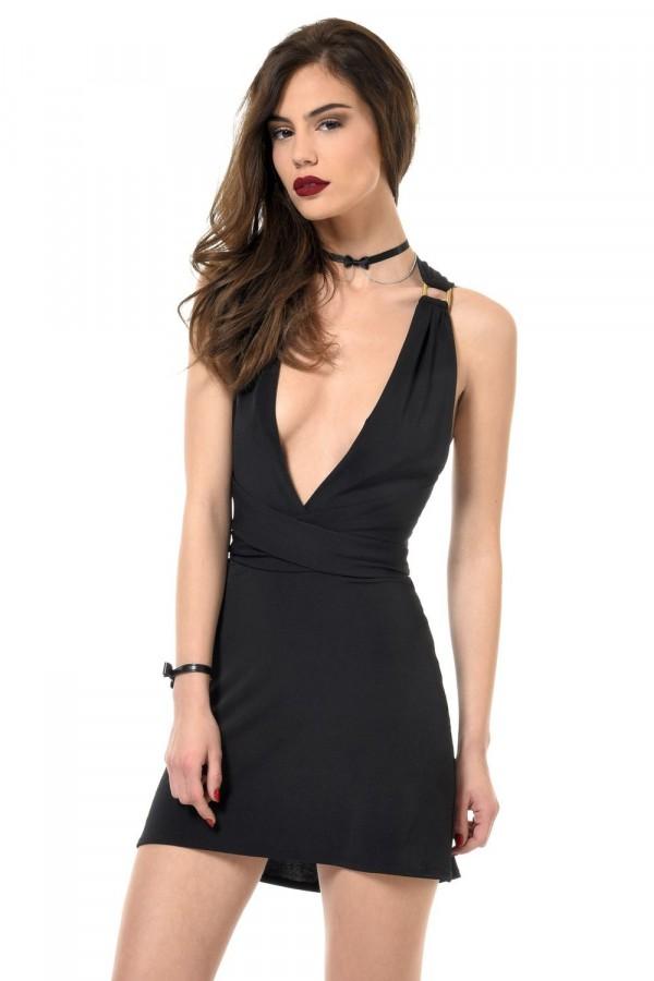 Robe noire Lenore