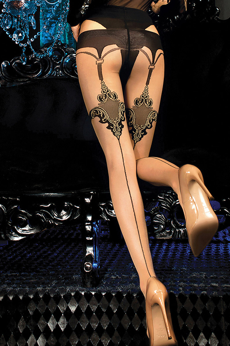 Collants fantaisie 454