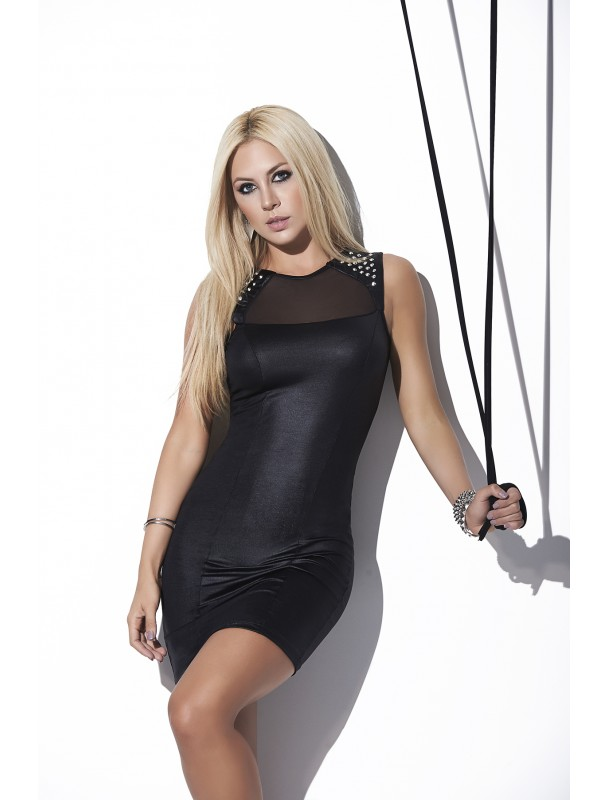 Robe wetlook 4425