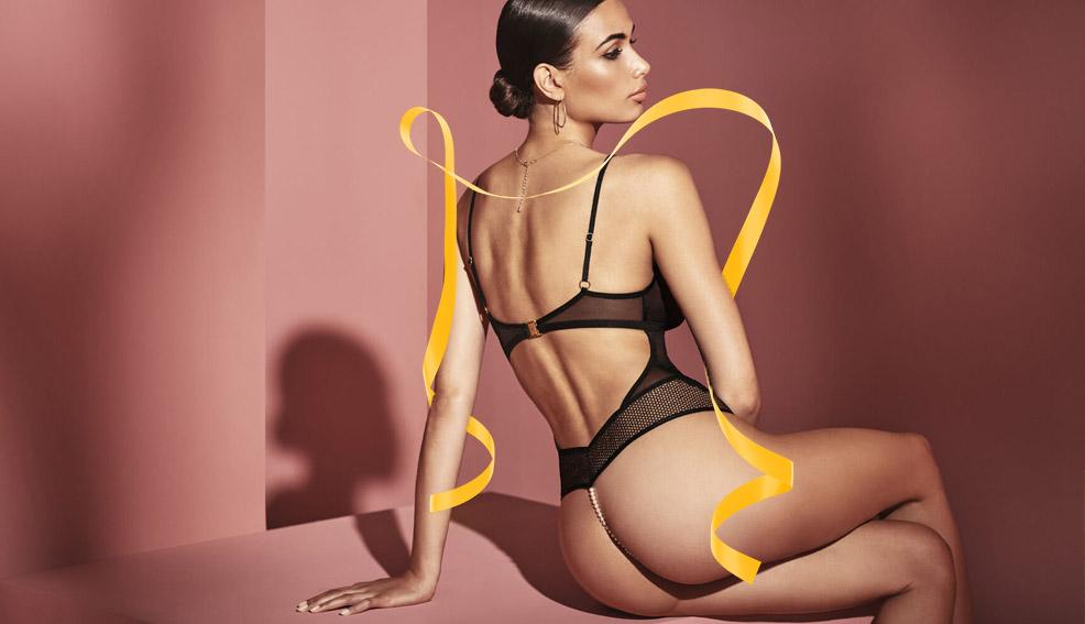 cadeau lingerie luxe