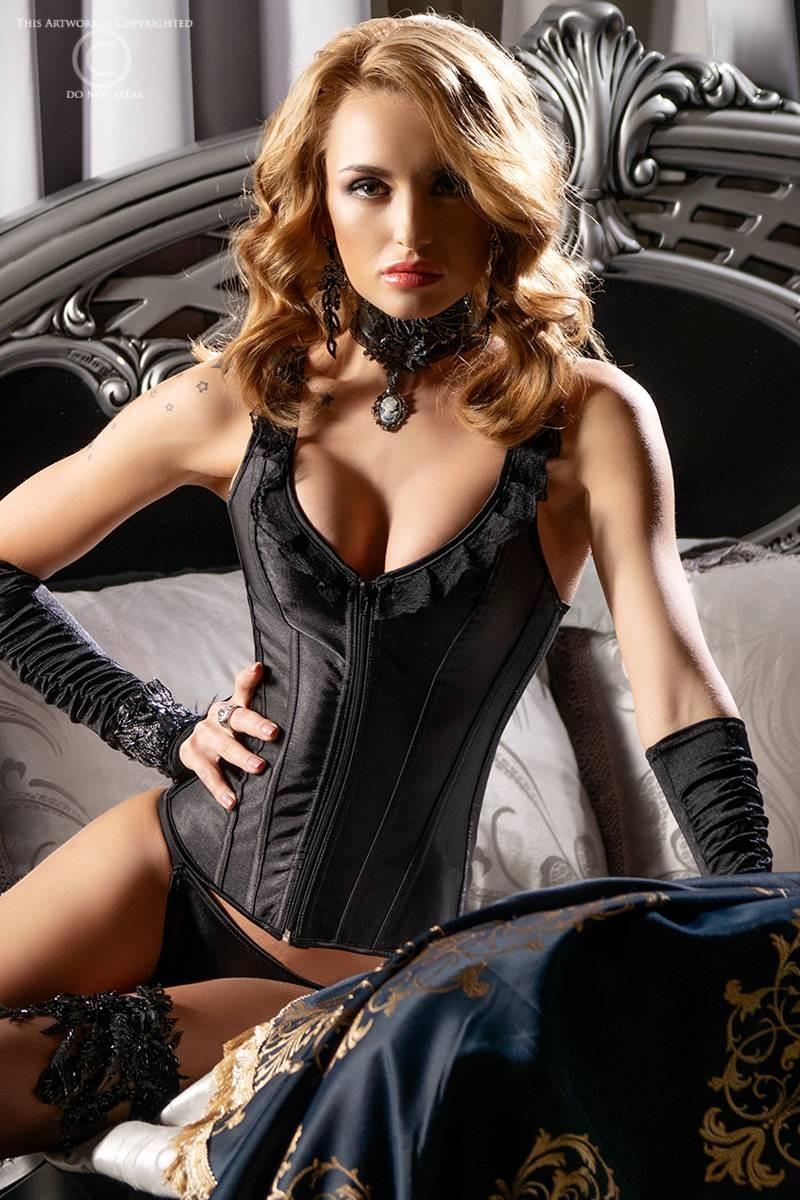 Corset burlesque CR4322