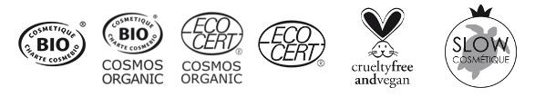 labels cosmétique naturelle et bio