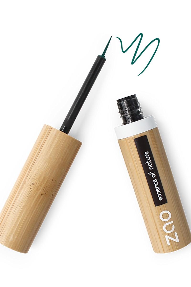Eyeliner pinceau 073 Vert émeraude