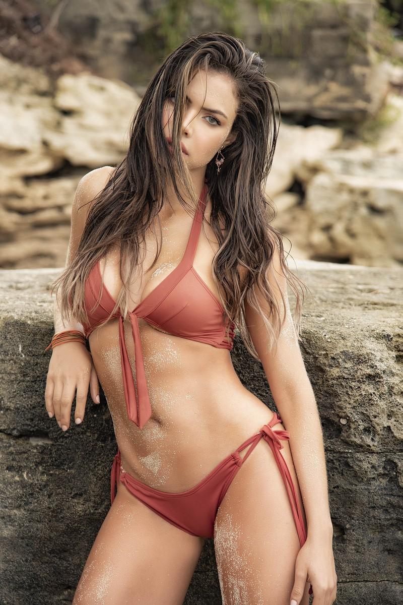 Bikini terracotta 6554