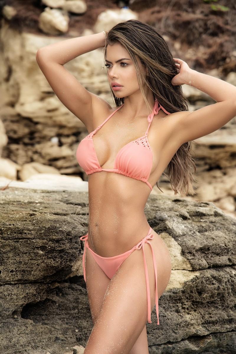 Bikini string 6557