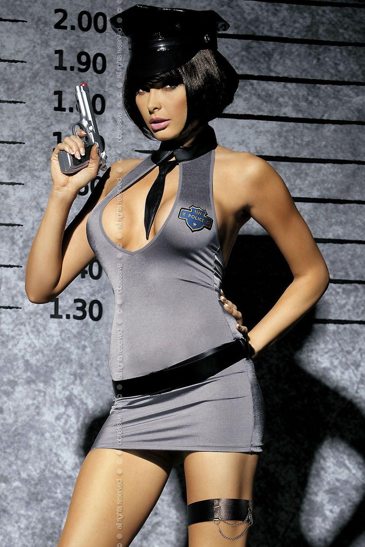 Costume Police Woman