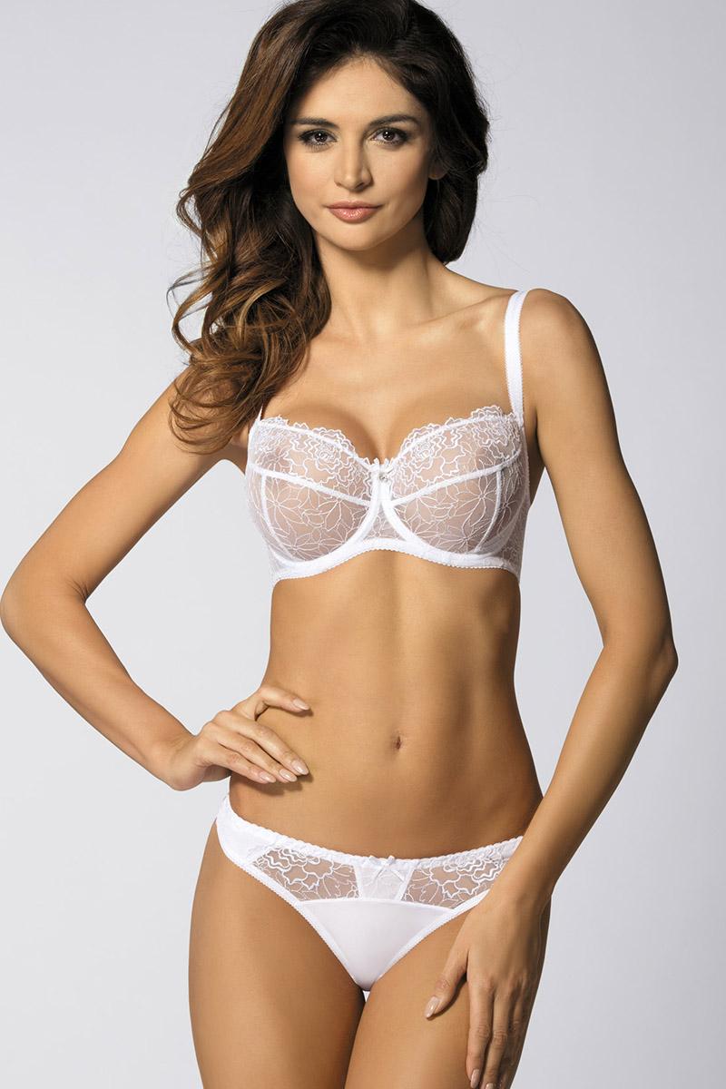 Culotte blanche Pamela
