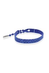 Bracelet Essential bleu capri