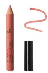 Crayon rouge à lèvres rose délicat