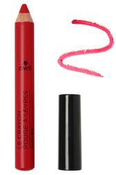 Crayon rouge à lèvres rose griotte