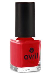 Vernis à ongles rouge vermillon N°33