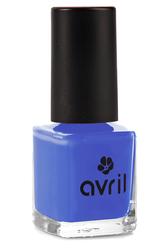 Vernis à ongles bleu lazuli N°65