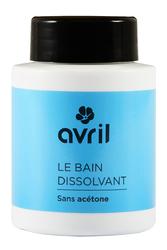 Bain dissolvant sans acétone 75ml