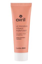 Masque visage purifiant 50ml