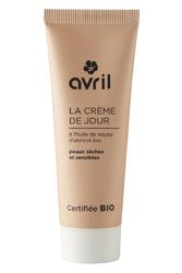 Crème de jour peaux sèches & sensibles 50ml
