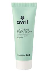 Crème exfoliante visage 50ml