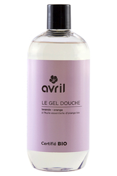 Gel douche Lavande-Orange BIO 500ml