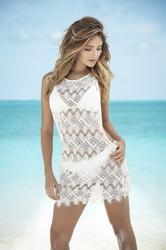 Robe de plage Alicia 7838