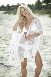 Kimono de plage Leane 7861