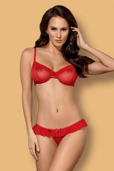 Ensemble rouge 827-SET