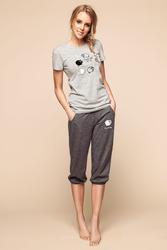Pyjama Rila gris