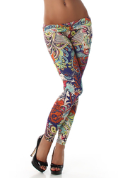 Legging arabesque #029