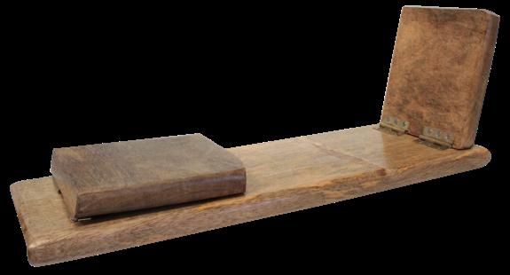 banc de m ditation shoggi pieds rabattables. Black Bedroom Furniture Sets. Home Design Ideas