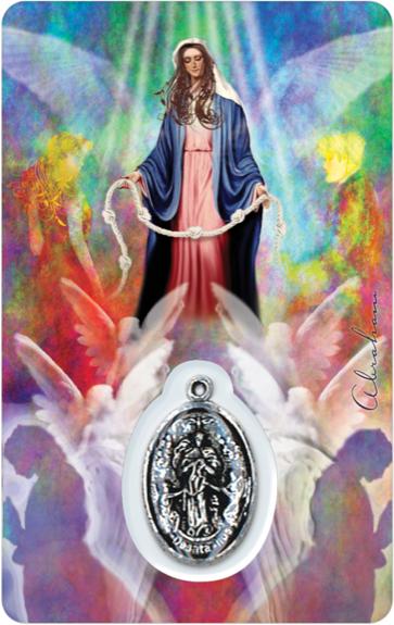Sainte Marie Qui Défait les Noeuds