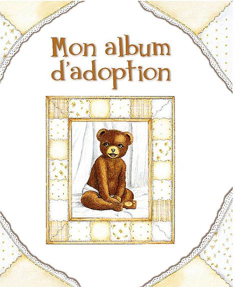 Mon Album d\'Adoption (Nouvelle Version) -  Marie-Chantal Martineau