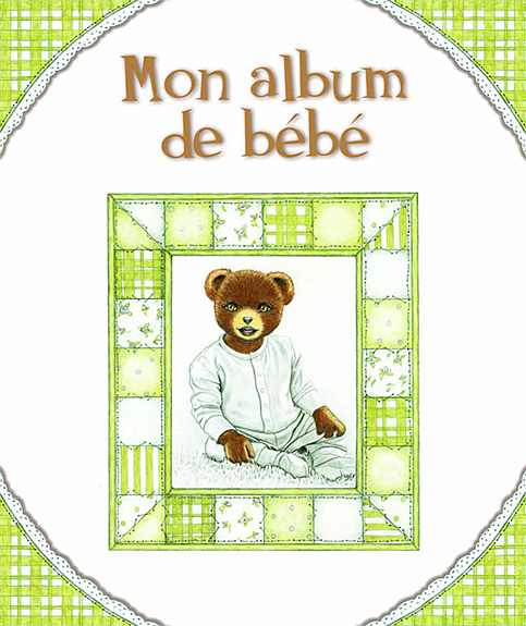 Mon Album de Bébé - Marie-Chantal Martineau