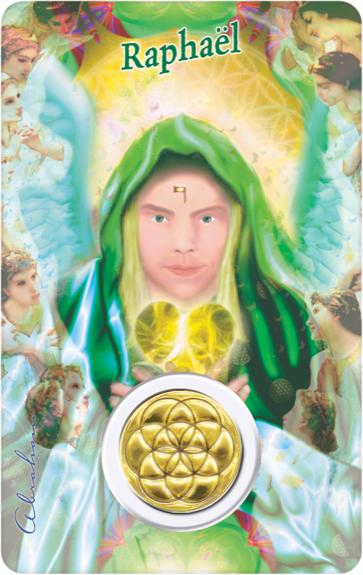 Carte Protection Guérison