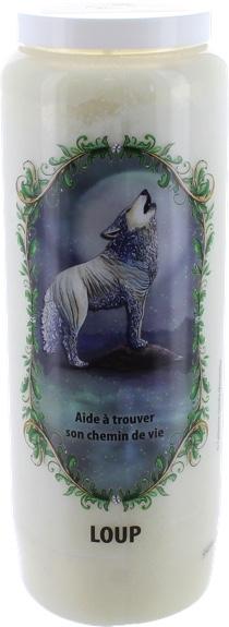 Neuvaine Animaux Totem Loup