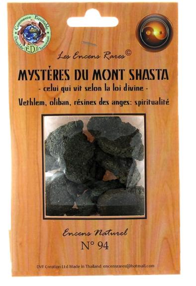 Mystères du Mont Shasta - Celui qui vit selon la Loi Divine - Spiritualité - 25 gr.