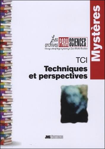 TCI - Techniques et Perspectives - Jean-Michel Grandsire