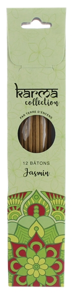 Encens Karma Collection Bâtonnets Jasmine